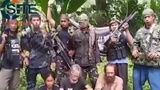 VERBATIM: Abu Sayyaf hostages make video plea