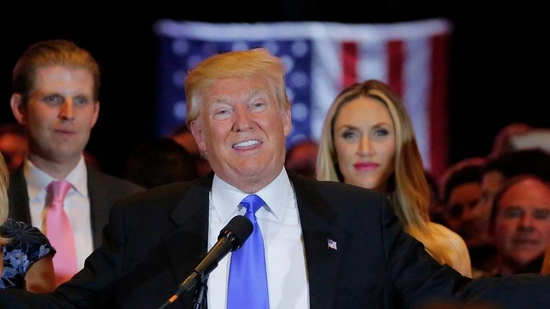 VERBATIM: Cruz is 'one hell of a competitor' - Trump