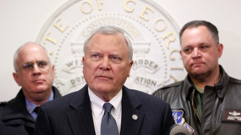Georgia gov. vetoes campus carry law