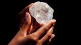 VERBATIM: 1,109 carat diamond unveiled