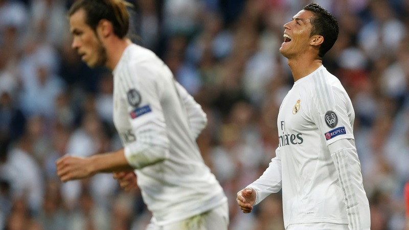 Real braces for classic Champions League final