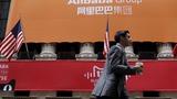 Alibaba defies China slowdown