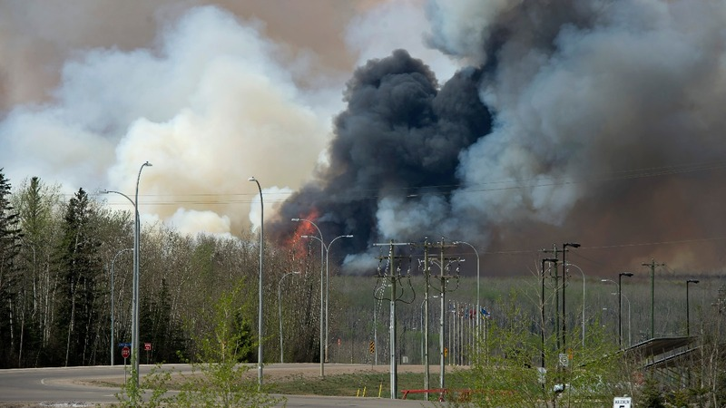 Alberta inferno rages on
