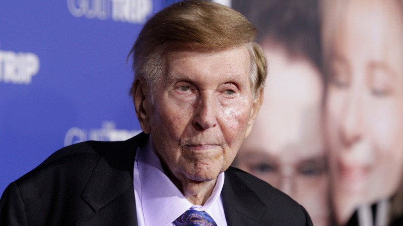 Sumner Redstone trial begins in Los Angeles