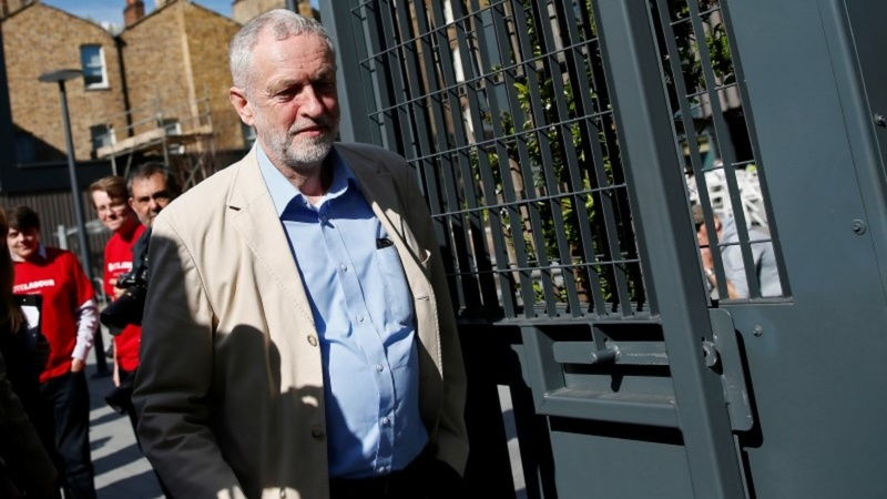 Labour slips in UK local polls, eyes London