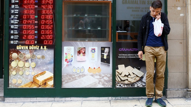 Turkey's political turmoil casts a pall on economy