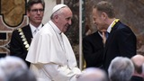 Pope Francis blasts 'weary' Europe