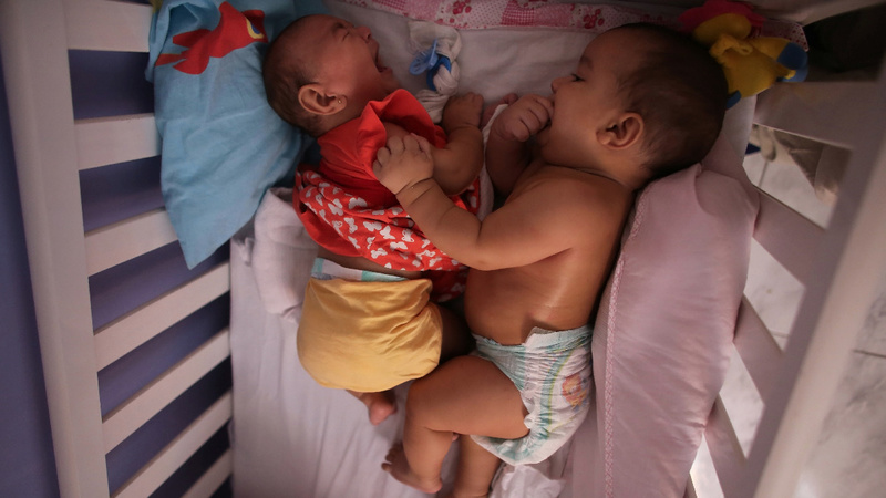The Zika mystery probed through twins