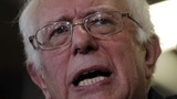 Sanders not taking the hint from Clinton