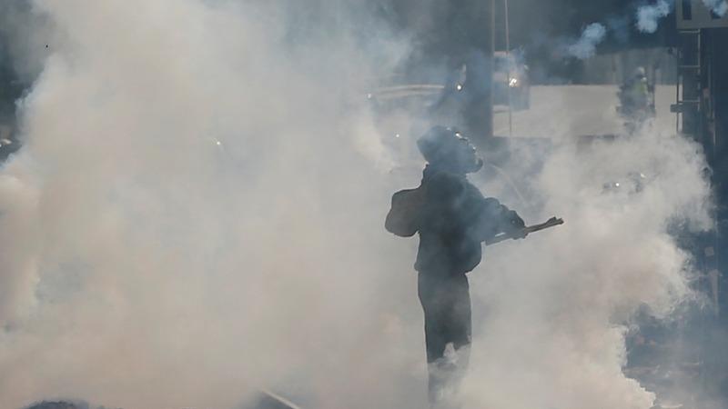 Brenner Pass protest turns violent
