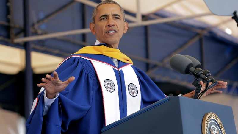 VERBATIM: Obama talks race at Howard University