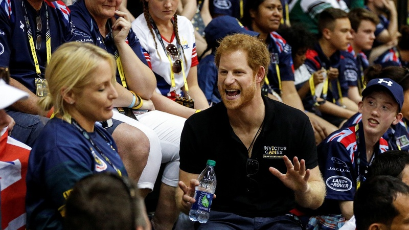 Prince Harry decries intrusions into private life