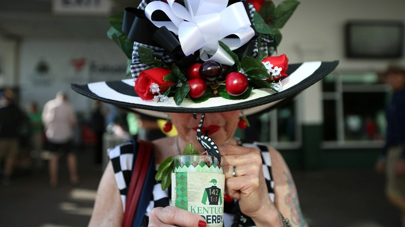 INSIGHT: Fat cats & silly hats at the Kentucky Derby