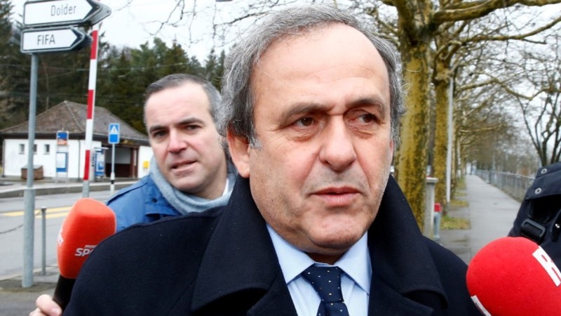 Platini loses bid to overturn football ban