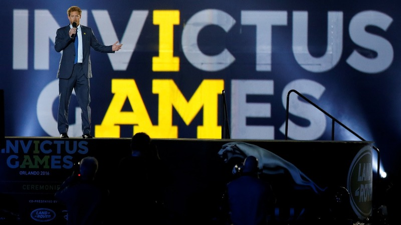 INSIGHT: Prince Harry opens Invictus Games