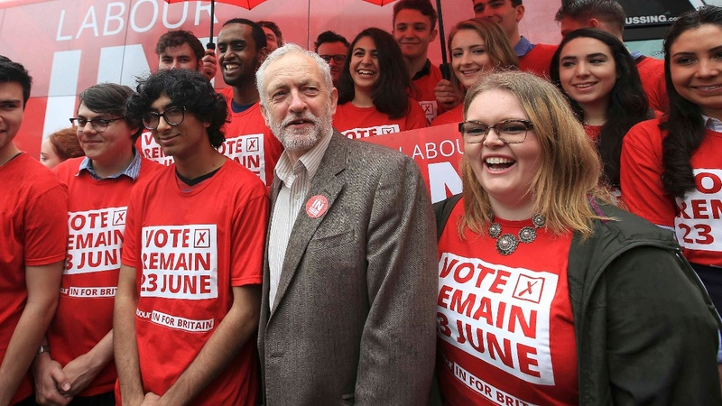 VERBATIM: Corbyn launches Labour 'In' tour