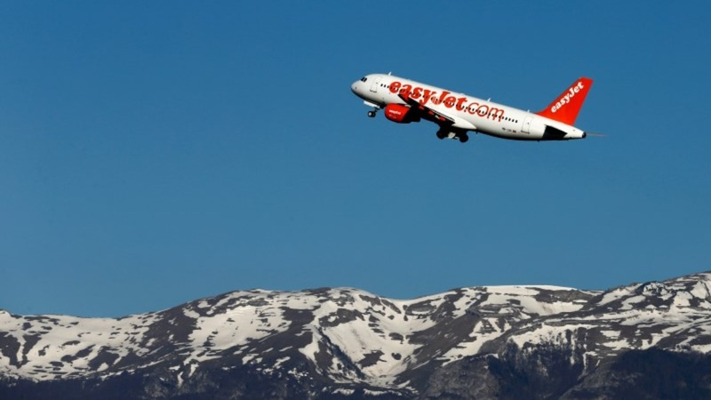 Security jitters drive EasyJet into the red