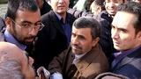 Talk of a comeback for Iran's Ahmadinejad