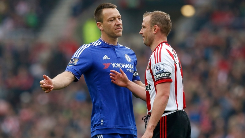 VERBATIM: Chelsea boss on John Terry's future