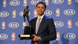 Steph Curry gets 2nd MVP honor