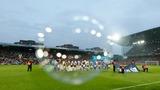 West Ham fans bid farewell to Upton Park