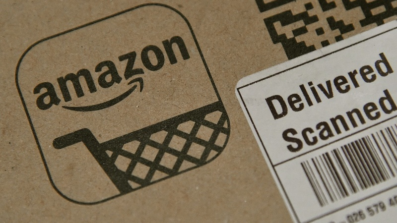 Amazon leads Wall Street parade