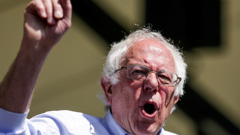 Sanders wins W. Virginia, keeping hopes alive