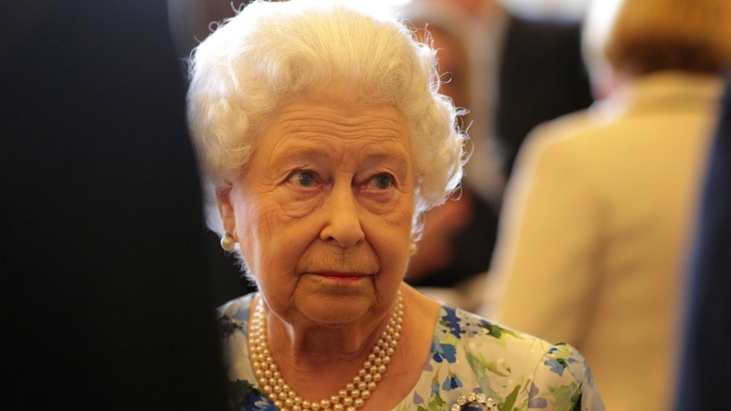 The Queen calls Chinese officials 'very rude'