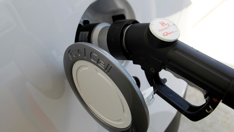 The filling station that makes its own fuel