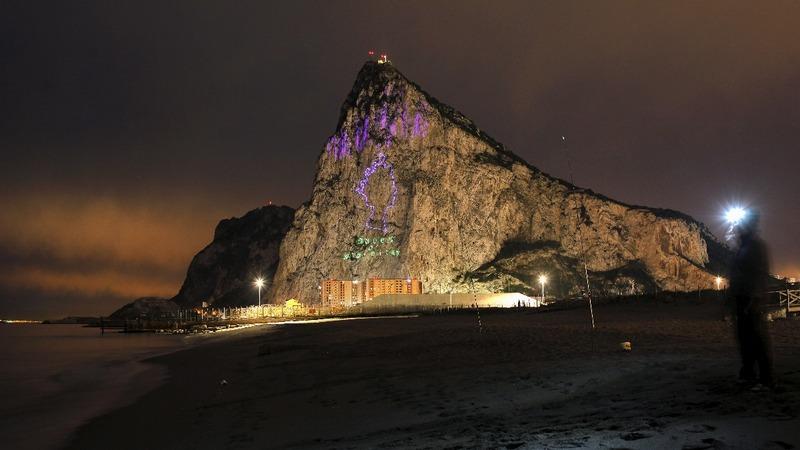 VERBATIM: UK and Gibraltar show solidarity over EU
