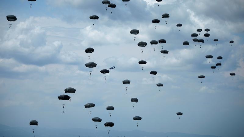 Georgia begins U.S.-led military exercise