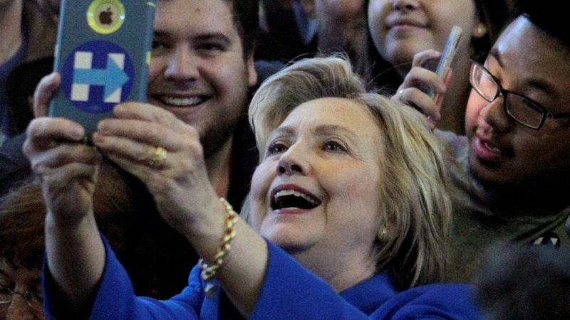W. Virginia loss flashes a warning for Clinton
