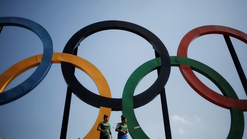 Sisters escape Rio slums and go for Gold