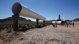 Hyperloop hopes get boost in Nevada desert