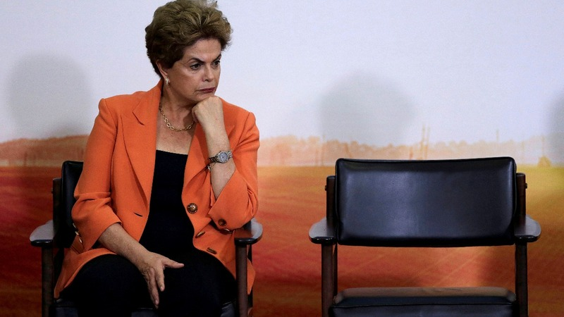 Brazil's Rousseff to face impeachment trial