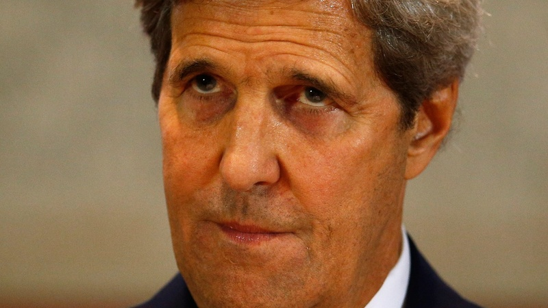 Kerry soothes EU banks over Iran trade