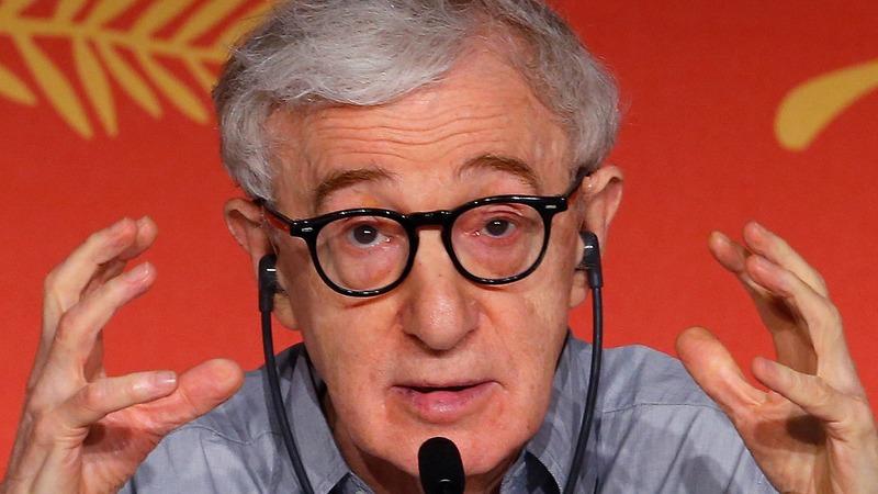 Woody Allen responds to 'rape' joke at Cannes