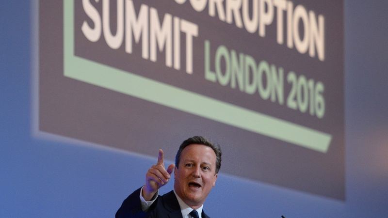 UK hosts global anti-graft summit