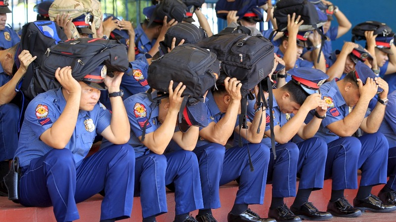 Hope for cash-strapped cops in the Philippines