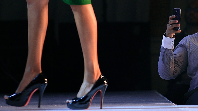 High heel petition heads to UK parliament