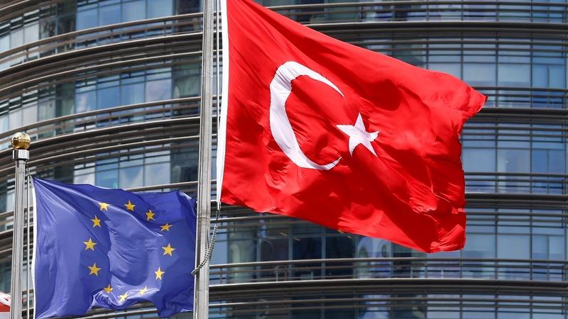 Tough talks on Turkey against a bloody backdrop
