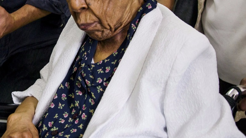 Born in 1899, world's oldest person dies