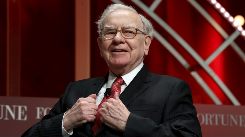 Exclusive: Warren Buffett backs a Yahoo bid