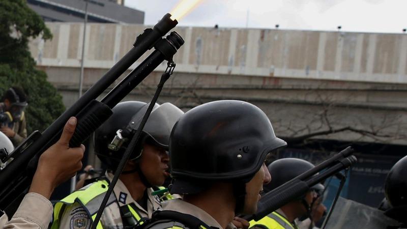 Venezuelan President declares emergency