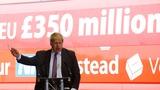 Boris compares EU's aims to Hitler's