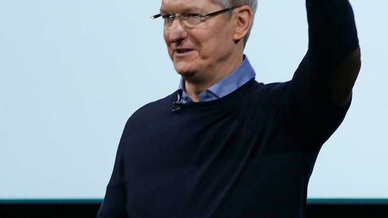 Apple's Cook to visit India