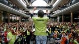 INSIGHT: German Orchestra's random concert