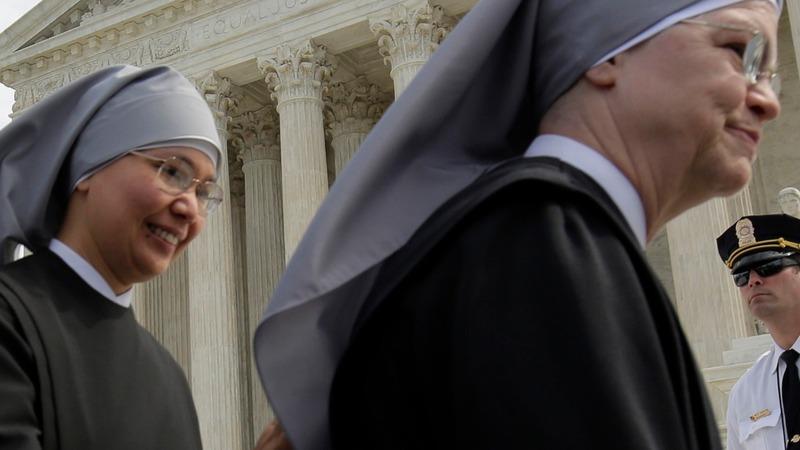 High court dodges ruling on Obamacare birth control