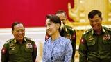 U.S. set to keep Myanmar sanctions in place