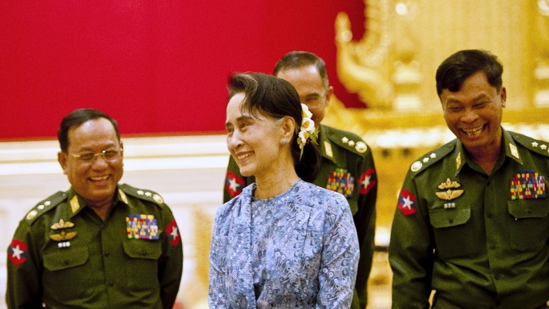 U.S. set to keep Myanmar sanctions in place